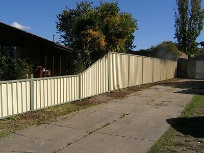 Colorbond Fence panel (bluescope colorbond)