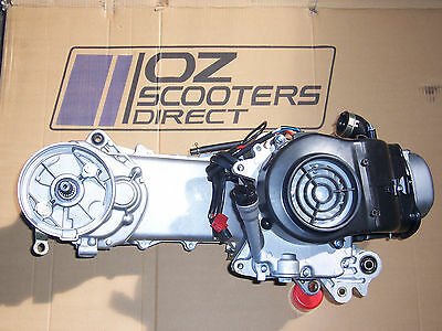 GY6 80cc BIG BORE scooter engine, Long Case139QMB ,complete, brand new