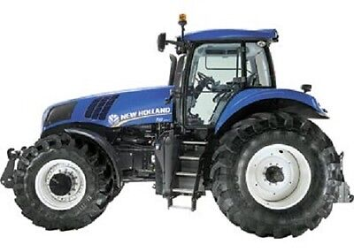 Siku Diecast Model 1:32 Scale Model 3273 - New Holland T8.390 Tractor