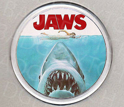 JAWS round drinks COASTER - CLASSIC!