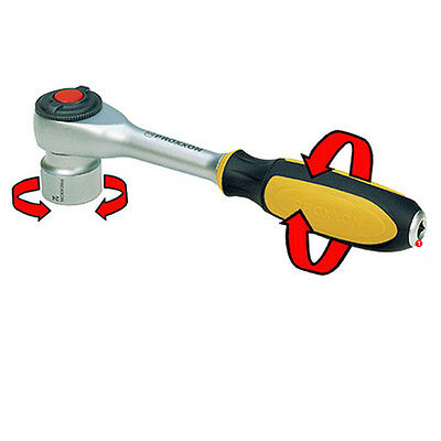 "Proxxon Industrial Rotary Ratchet 3/8"" 10Mm - Perfect For Tight Spaces"