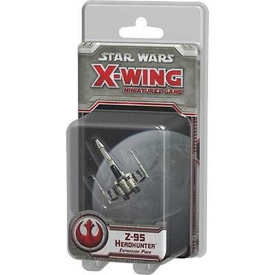 star wars x-wing miniatures game : Z-95 Headhunter Expansion Pack