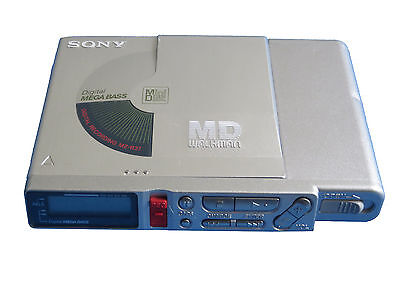Sony MD Walkman Portable Minidisc Recorder MZ-R37 #50
