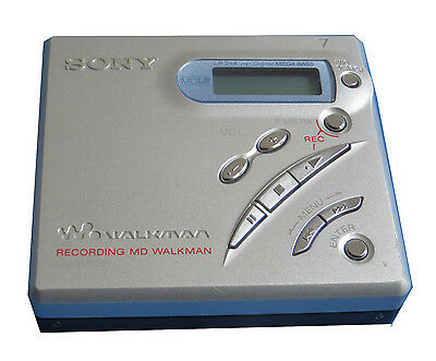 Sony MD Recording Walkman Portable Minidisc Recorder MZ-R500 #50