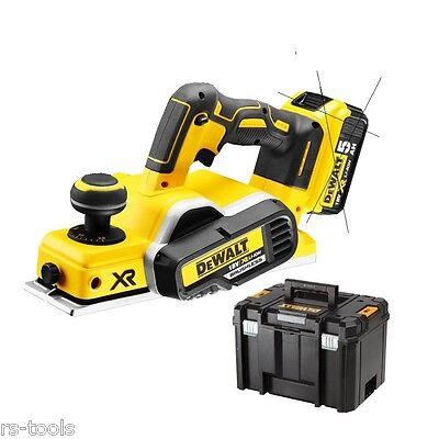 DeWALT DCP580M2 18V LiIon Akku Hobel 82mm bürstenlos brushless optional DCP580P2