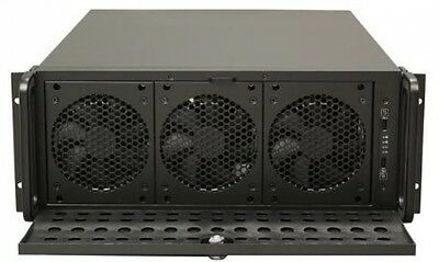 Rosewill Server Chassis Server Case Rackmount Case 4U Metal Rack Mount 15 bays