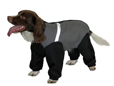 Trouser Suit Extreme Waterproof All In One Dog Coat