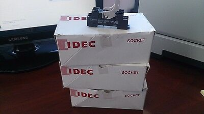 IDEC RELAY Base SJ2S-05BW for RJ2S-CL-A24