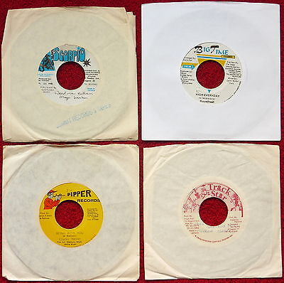 VinYL Roundhead High Everyday + 3 more Reggae 45s Excellent condition
