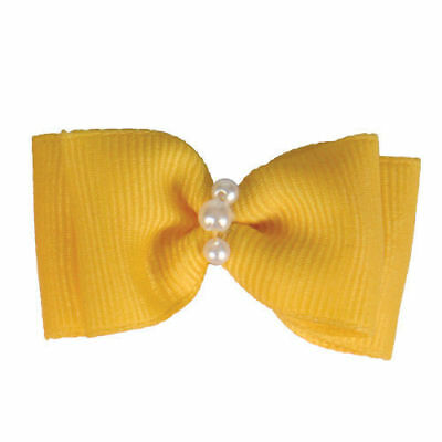 Max's Closet Canine Clips - Yellow - 2 pk