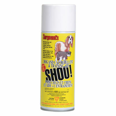 Sergeant's Shoo! Dog and Cat Repellent & Training Aid - 400 g