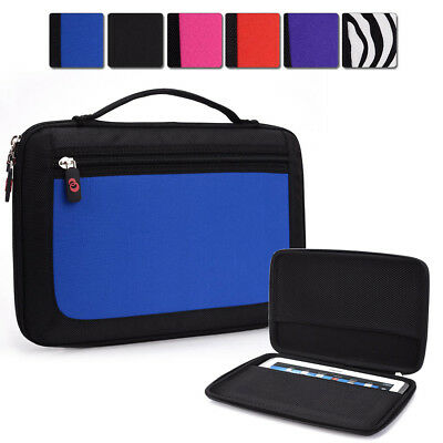 7 inch Tablet EVA Zipper Slim Briefcase Sleeve Case Cover NDHD6