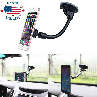 Universal Magnetic Car Dash Mount Mobile Cell Phone Holder For Samsung iPhone US