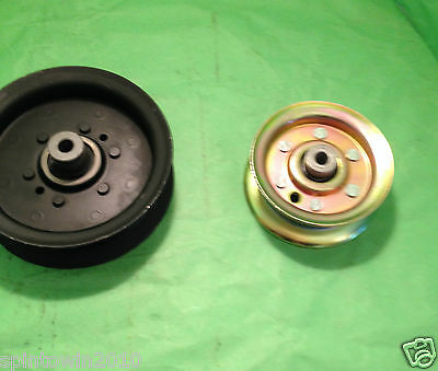 Craftsman Genuine Idler Pulleys 196106 / 197379 & 177968 / 193197 Fits Husqvarna