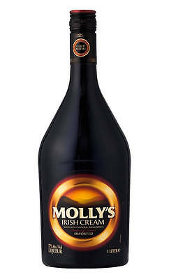 Mollys Irish Cream 1 Lt