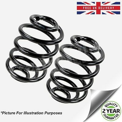 RENAULT CLIO MK2 1998-2006 1.2 1.4 1.6 1.5 DCi REAR COIL SPRINGS PAIR BRAND NEW