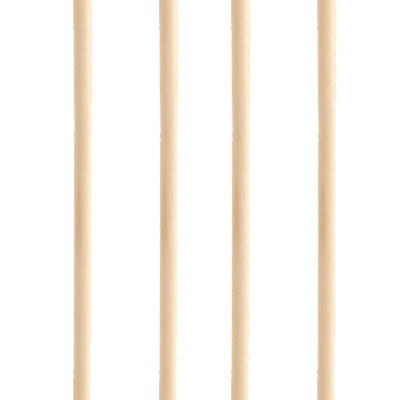 Wilton 12 Inch Bamboo Dowel Rods Cake Construction Baking Decorating Tool 12 Pcs