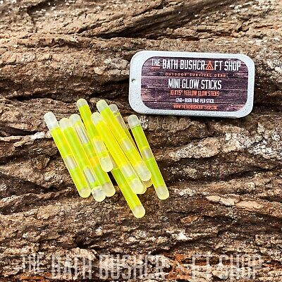 Md Micro Glow Stick Emergency Survival Kit For Map  Reading Bushcraft Survival
