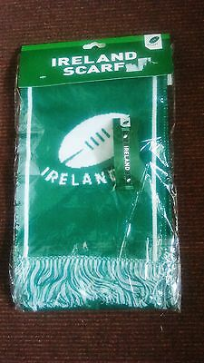 Ireland Rugby Union Scarf (Brand New in Package)