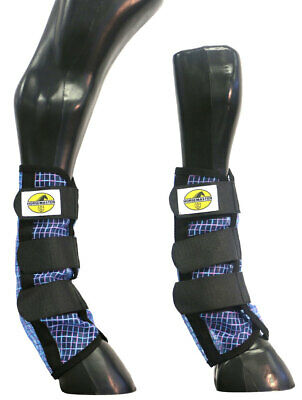 NEW STC HorseMaster Horse Fly Boots Ripstop breathable  set of 4 ONE SIZE