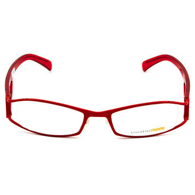 daa12383a07 Top Quality Reading Glasses Creativi Attivi CA 106 Red 49 18 135 Hoya Lens