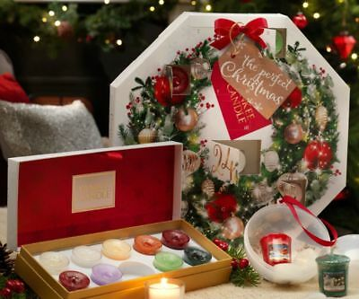 Yankee Candle Christmas Gift Sets Includes New 2017 Additions