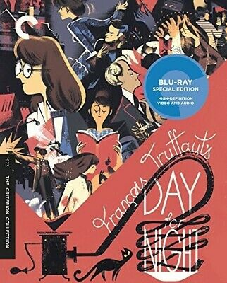 Day For Night (2015, Blu-ray NEW)