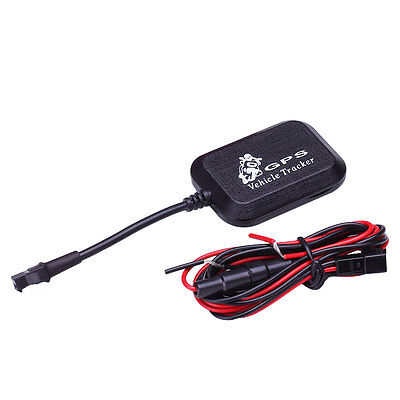 Vehicle Car GPRS GSM GPS Tracker Locator 4 Bands Real Time Anti-theft Monitor