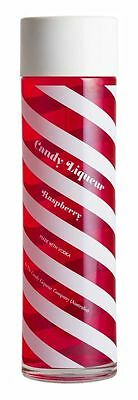 Candy Liqueur Raspberry Made With Vodka 700ml