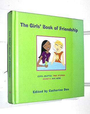 The Girls Book of Friendship (Hardcover) (Unlimited Books $4 Shipping)