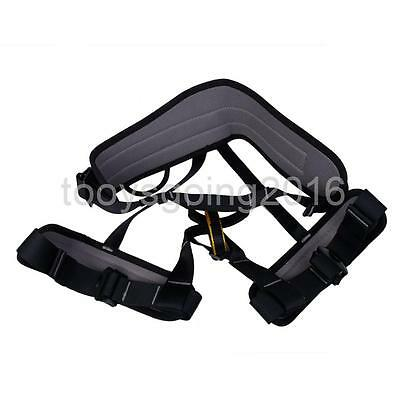 Safety Mountaineering Rock Climbing Seat Sitting Harness Belt Equipment Gear