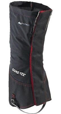 Trekmates Cerro Torre Gore-Tex Gaiter Black Waterproof Hiking Shooting Walking