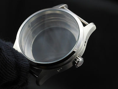 Watch case set with 3 button pushers TY601 movement