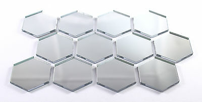 ACRYLIC SAFETY MIRROR TILES many shapes & sizes sign/signage/craft/wall/art/door