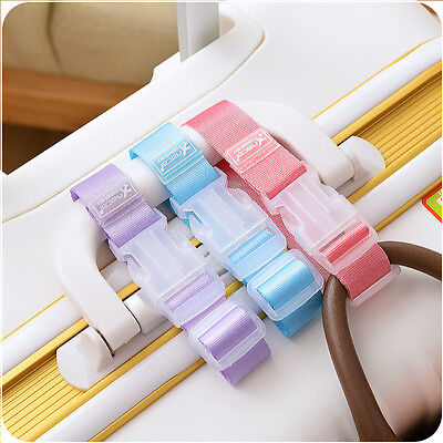 Travel Luggage Tags Carrier Tandem Hook Luggage Bag binding Connect The Bag
