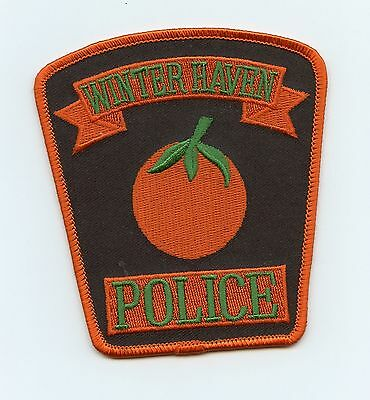 Winter Haven Police, Florida, USA Shoulder/Uniform Flash/Patch #1