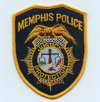Memphis Police, Tennessee, USA Shoulder Flash/Patch