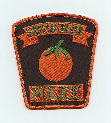 Winter Haven Police, Florida, USA Shoulder/Uniform Flash/Patch