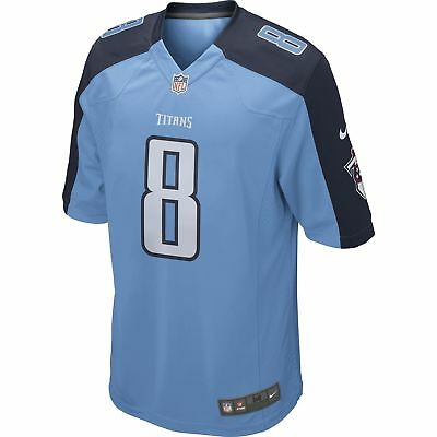 NEW Tennessee Titans #8 Marcus Mariota NFL Jersey by Nike