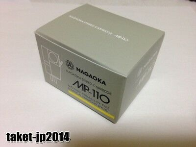 Nagaoka Stereo Cartridge Only MP-110 from JAPAN with tracking Free Shipping