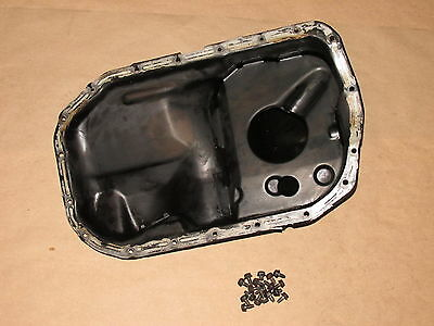 1997-1999 Mitsubishi Eclipse GST / Engine Oil Pan / OEM