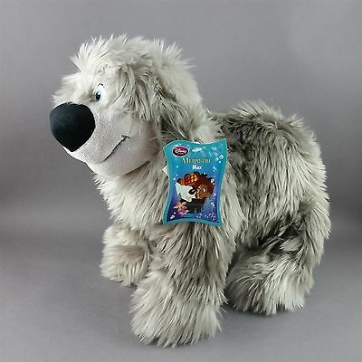 Disney Store Authentic Max Plush Sheepdog from Little Mermaid