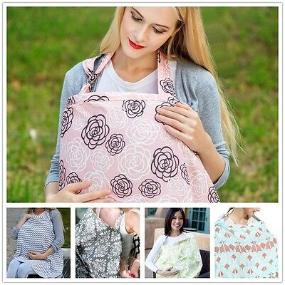 Multiple UDDER COVERS BREASTFEEDING NURSING COVER carrying pouch Pacifier Clip