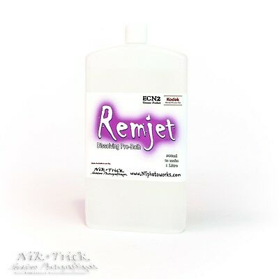Remjet Removal Bath for Vision Films~ 300ml Genuine Kodak ECN2 Pre-Wash