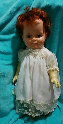 Baby CRISSY Doll - Vintage 1972- 24 inches - by IDEAL