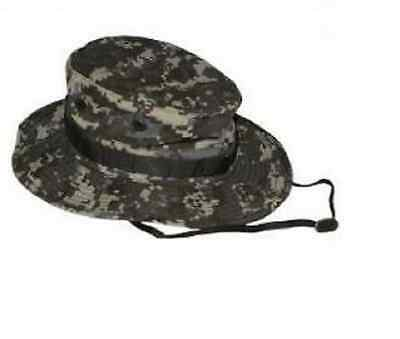 US ACU Navy Subdued Combat Battle Rip® Army NWU Hut Boonie small