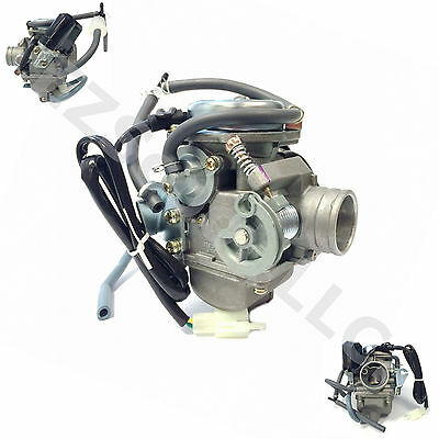PERFORMANCE CARBURETOR 26.5MM 150cc GY6 CHINESE 4STROKE SCOOTER TAOTAO ROKETA