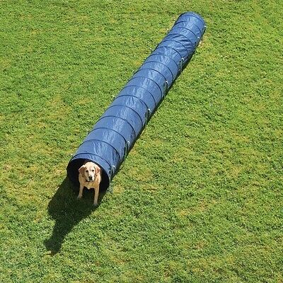 Fun and Safe Trixie Light and Easy To Assemble Dog Activity Agility Tunnel