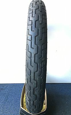 Dunlop D402F Harley Davidson MH90 21 FRONT Motorcycle Tyre Road Touring Cruiser