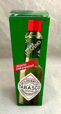 Tabasco Jalapeno mild-aromatisch Green Pepper Sauce 57 ml (10ml/0,88€)